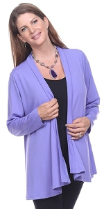 Have to Have it Cardigan - Purple
