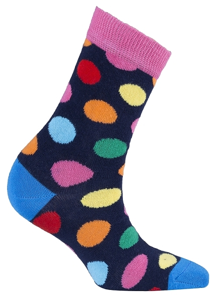 Women's Polka Dot Socks #4021