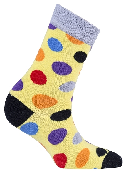 Women's Polka Dot Socks #4025