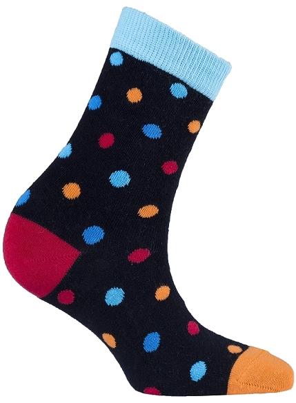 Women's Polka Dot Socks #4026