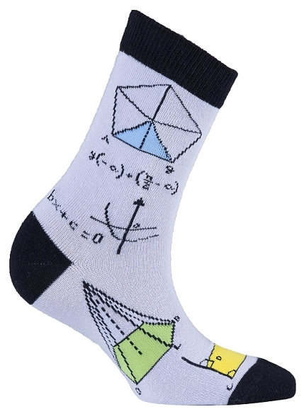 Women's Science Crew Socks #4038