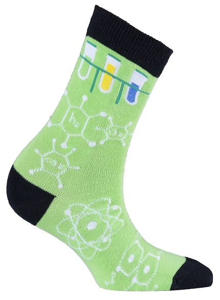 Women's Science Crew Socks #4041