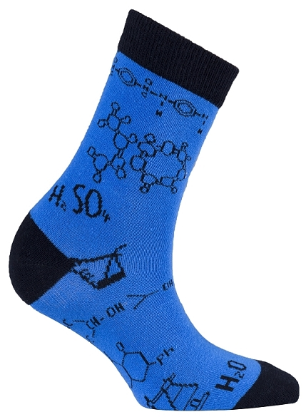 Women's Science Crew Socks #4047
