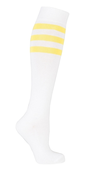 Women's Stripe Knee Highs #4201