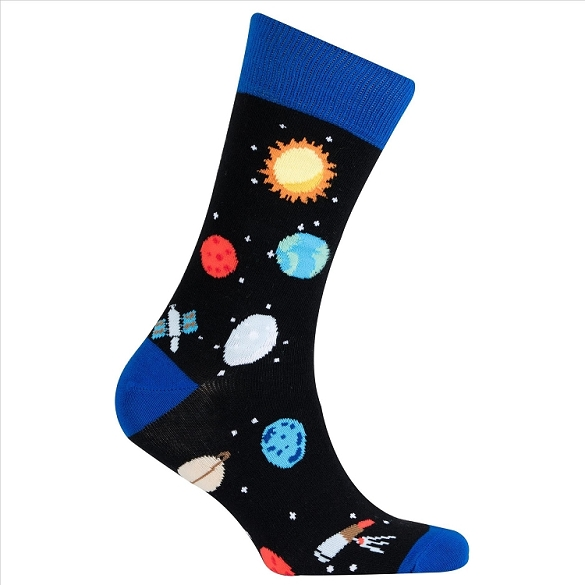Men's Science Crew Socks #1112