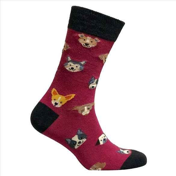Men's Dog Lover Socks #1331