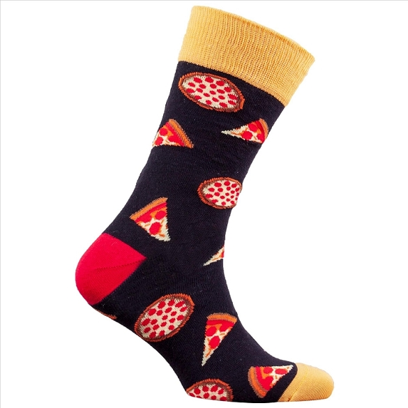 Men's Pizza Socks #1335