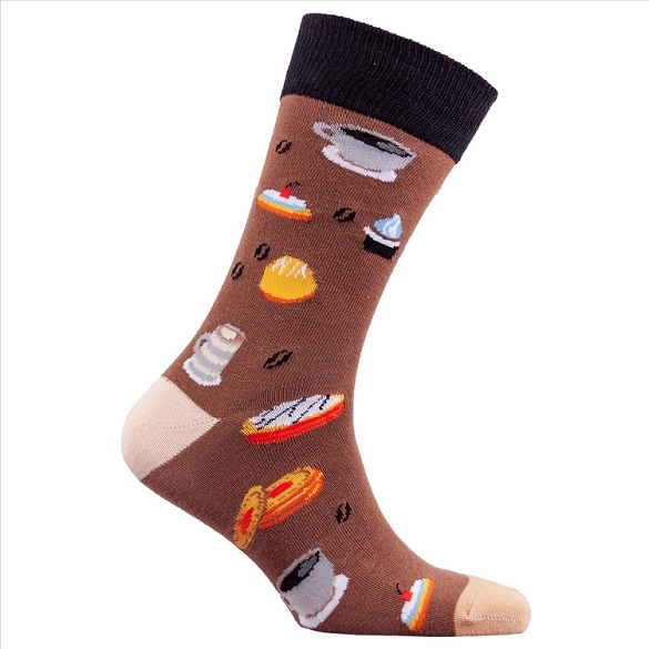 Men's Coffee Socks #1338