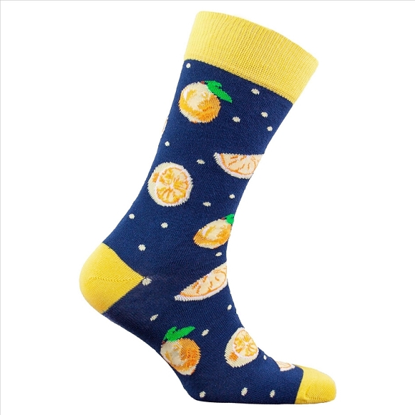 Men's Lemon Socks #1351