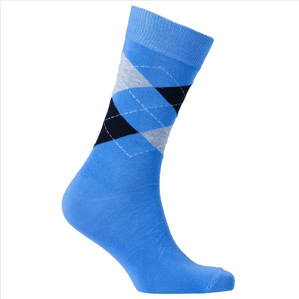 Men's Argyle Socks #1007