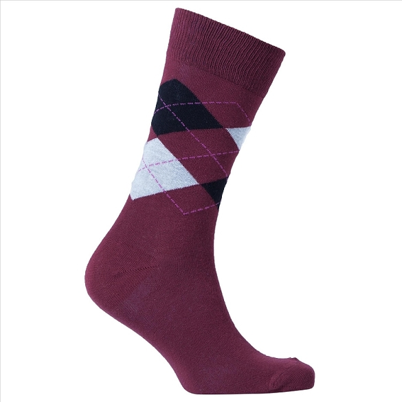 Men's Argyle Socks #1008
