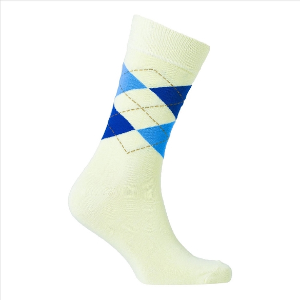 Men's Argyle Socks #1009