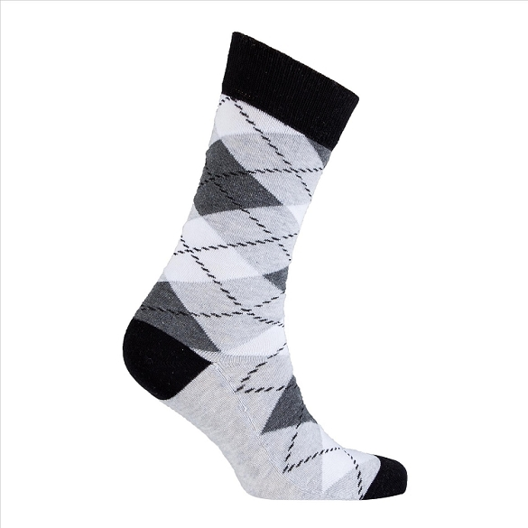Men's Argyle Socks #1023
