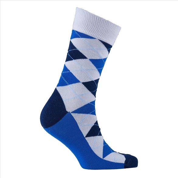 Men's Argyle Socks #1028