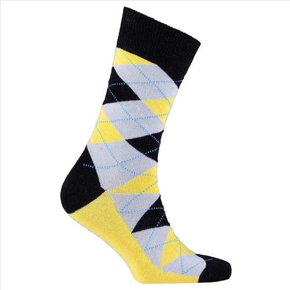 Men's Argyle Socks #1029