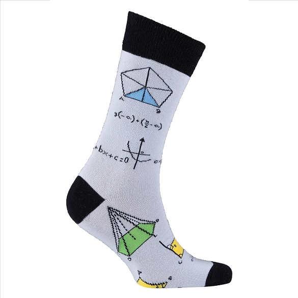Men's Science Crew Socks #1107