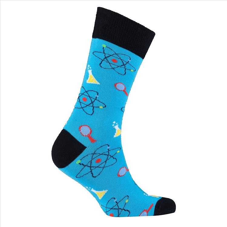 Men's Science Crew Socks #1108