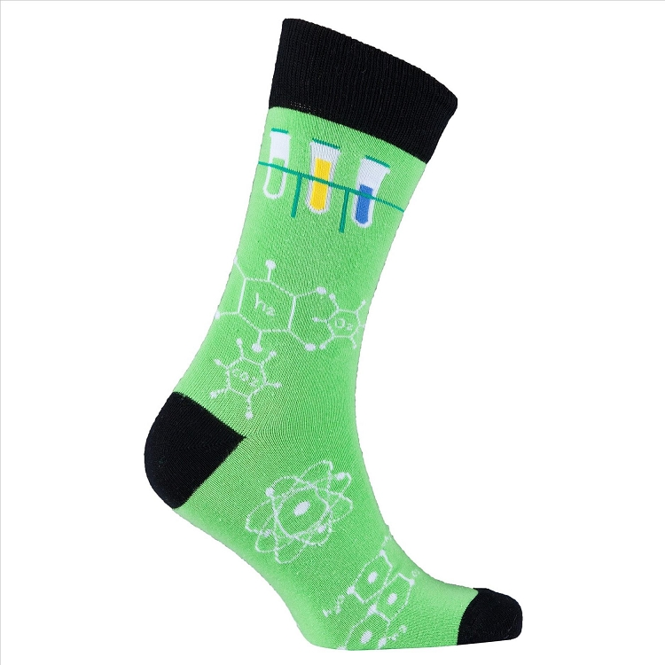 Men's Science Crew Socks #1110