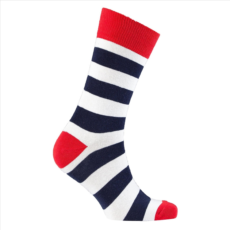 Men's USA Crew Socks #1142