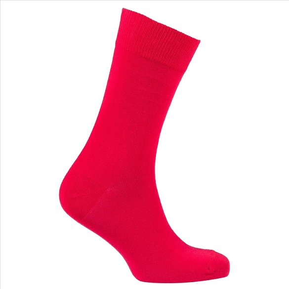 Men's Solid Crew Socks #1179