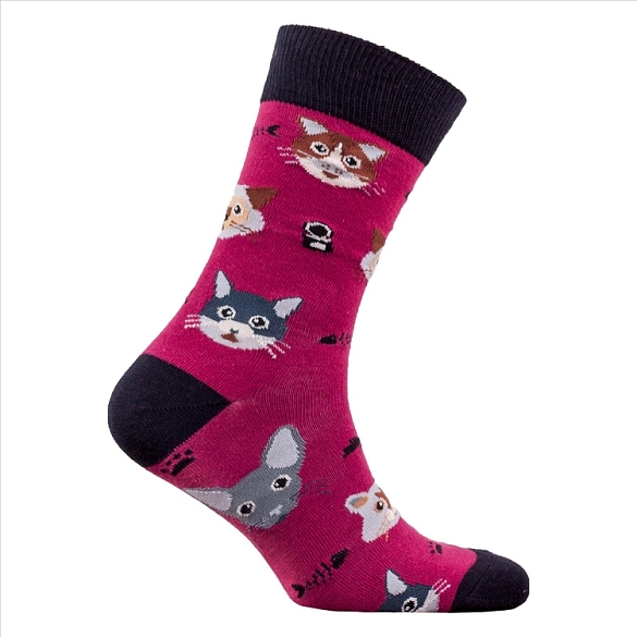 Men's KItten Socks #1324