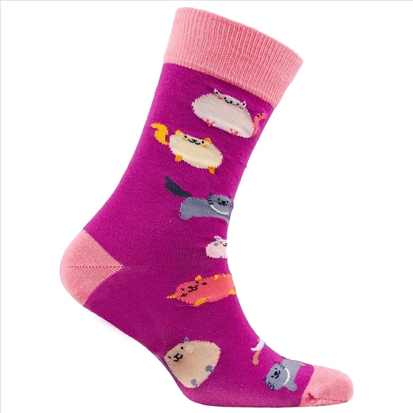 Men's Fat Cat Socks #1328