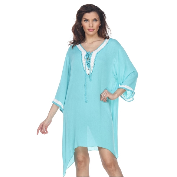 Crochet Cover-Up - Mint