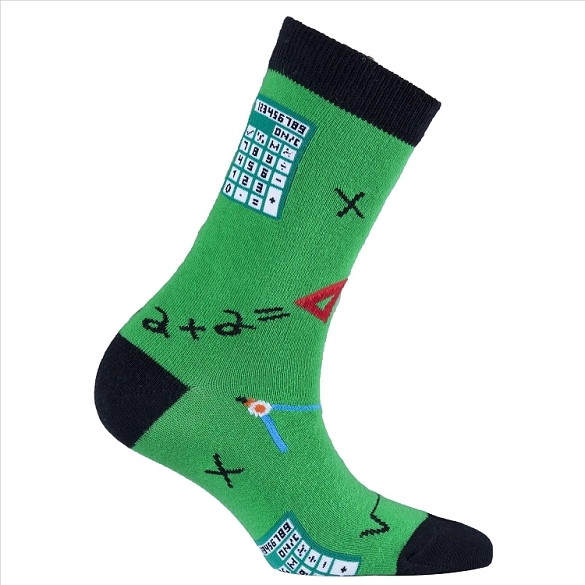 Women's Science Crew Socks #4051