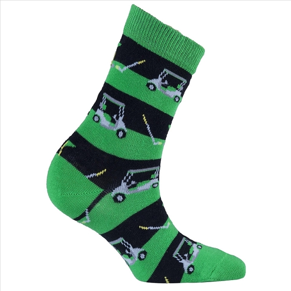 Women's Science Crew Socks #4054