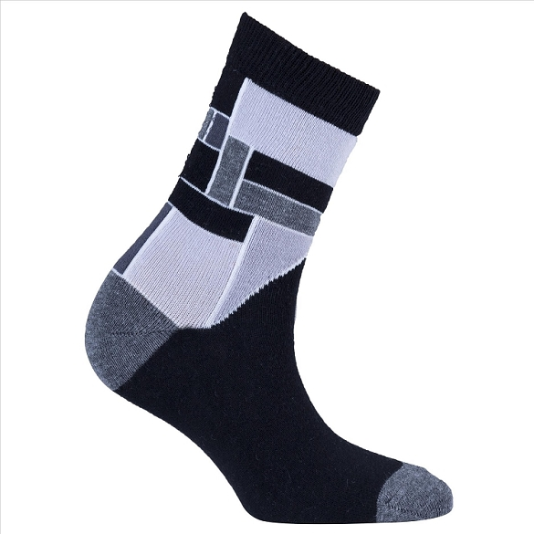 Women's Pattern Crew Socks #4071