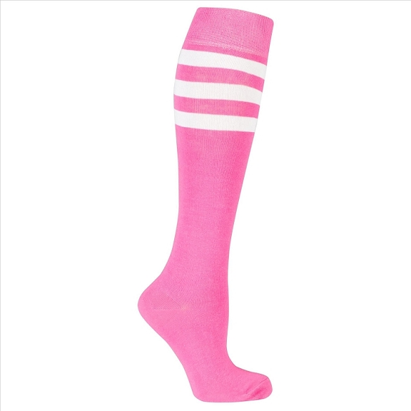 Women's Stripe Knee Highs #4185