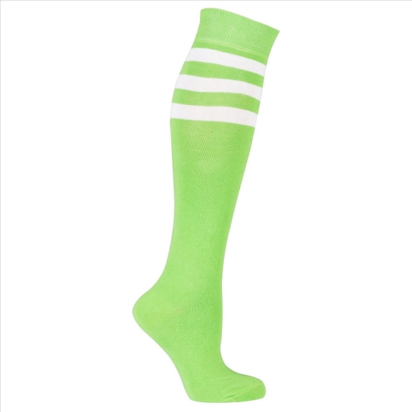Women's Stripe Knee Highs #4187