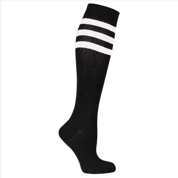 Women's Stripe Knee Highs #4188