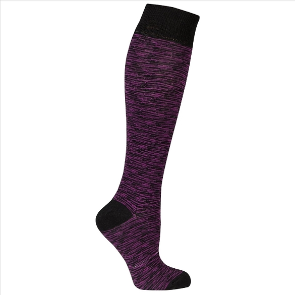 Women's Stripe Knee Highs #4192