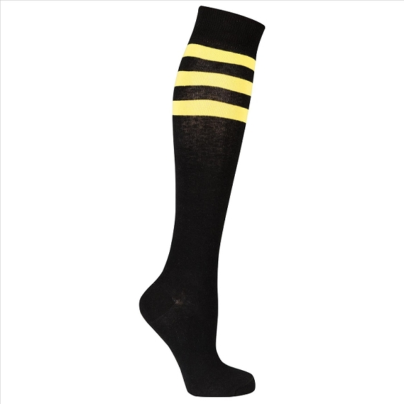 Women's Stripe Knee Highs #4203