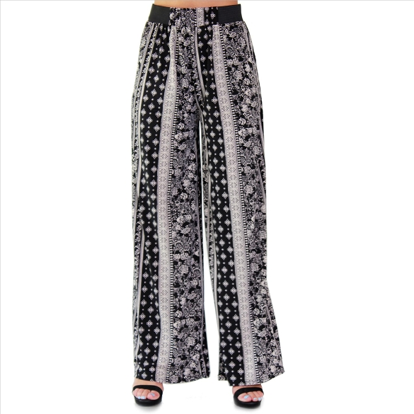 Amazing Palazzo Pants with Pockets - #187
