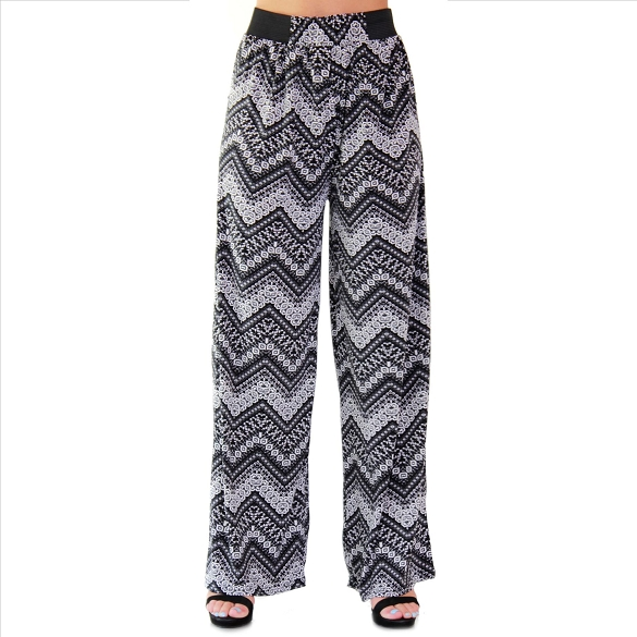 Amazing Palazzo Pants with Pockets - #188