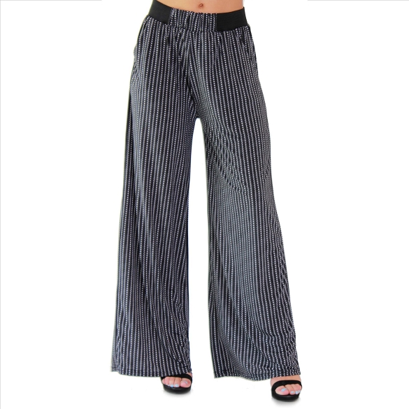 Amazing Palazzo Pants with Pockets - #190 - 3 Pack