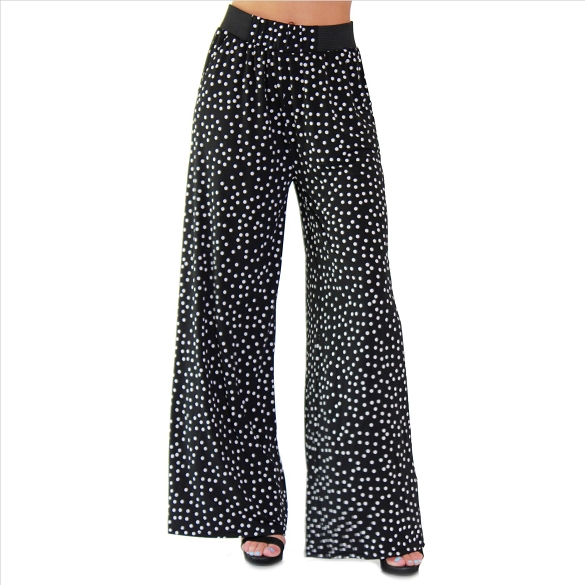 Amazing Palazzo Pants with Pockets - #195