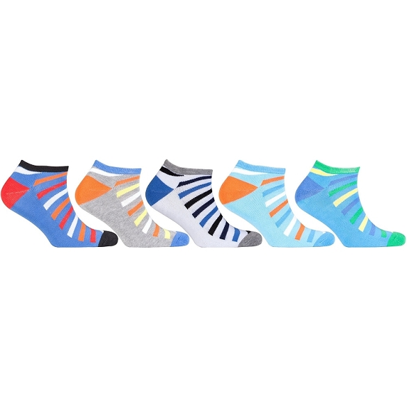 Women's Sport Socks #1 - 5 Assorted
