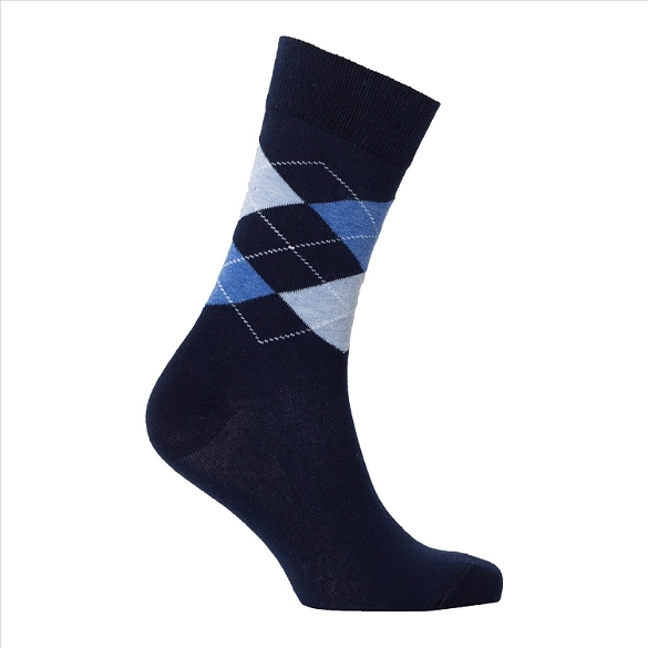 Men's Argyle Socks #1001
