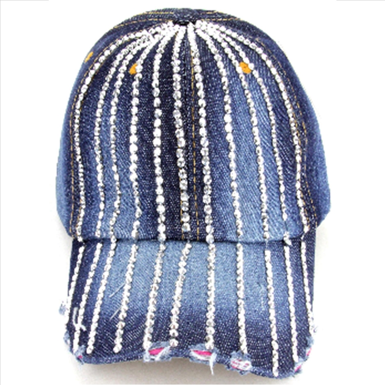 Rays of Rivets Hat