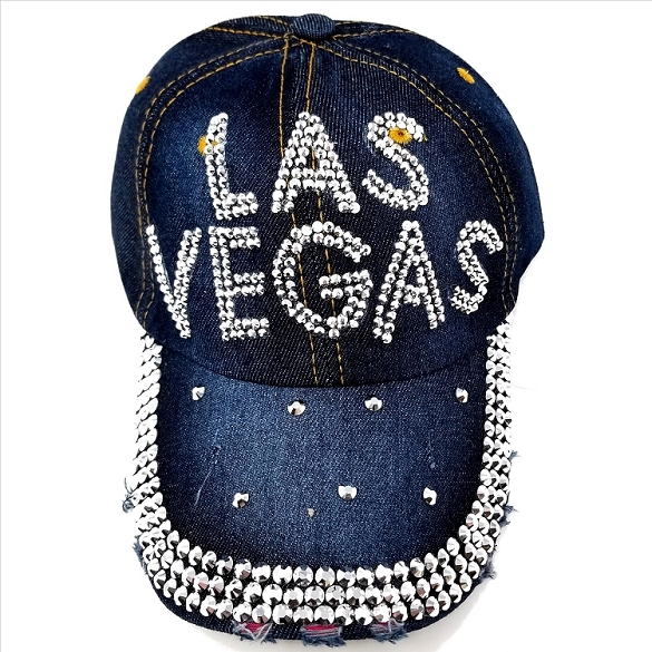Las Vegas Rivet Hat