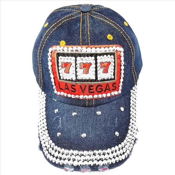 Triple 7 Las Vegas Hat