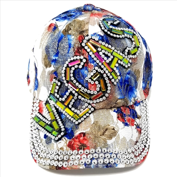 Bling Vegas Hat