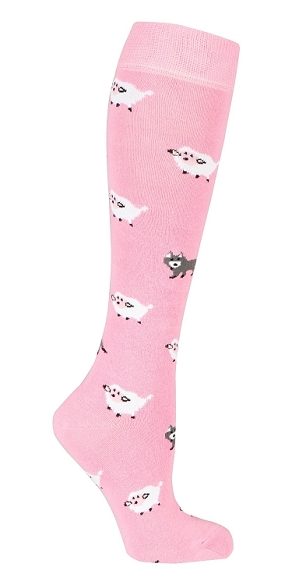 Women's Animal Knee Highs #4159