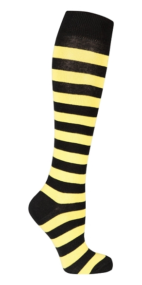 Women's Stripe Knee Highs #4167