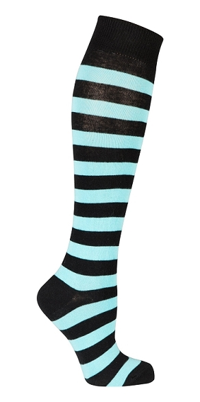 Women's Stripe Knee Highs #4170