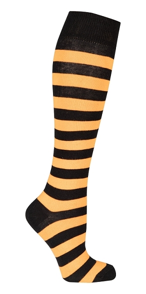 Women's Stripe Knee Highs #4174