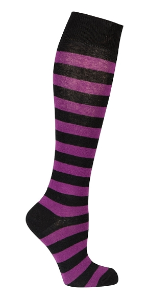 Women's Stripe Knee Highs #4175